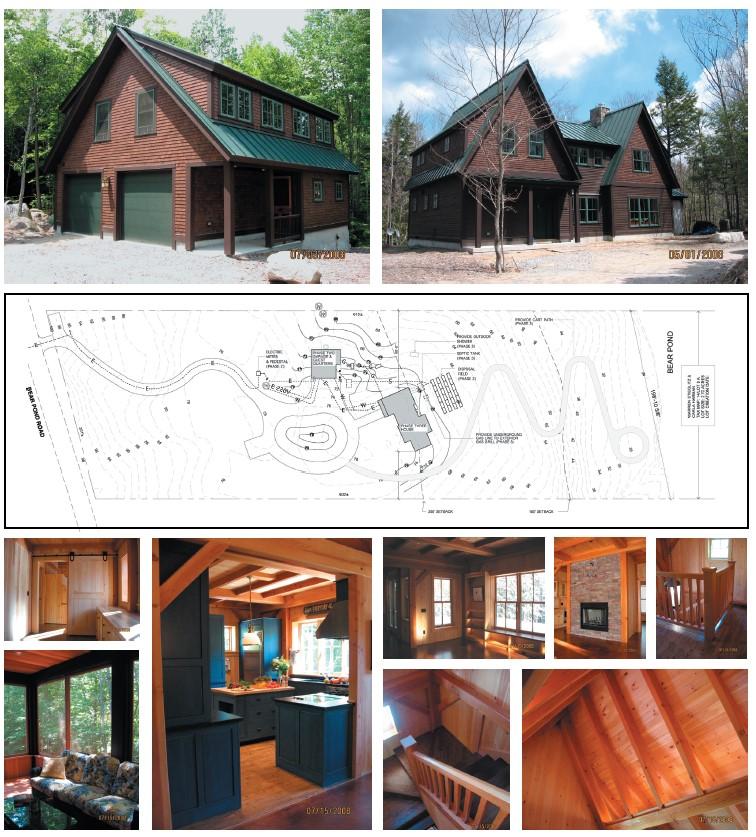 Stieglitz Residence / Waterford Maine