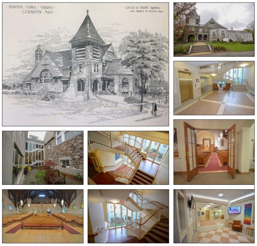 church collage