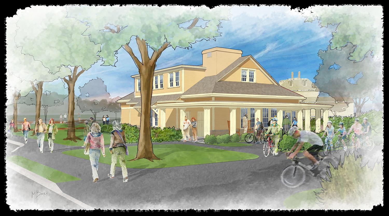 "Featured image for ""Lexington Visitors Center"""