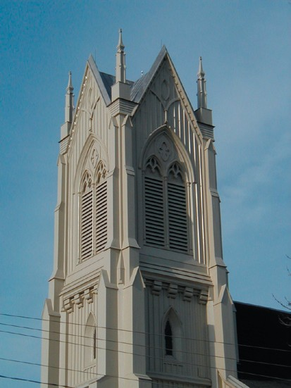 """Featured image for """"First Parish Church"""""""
