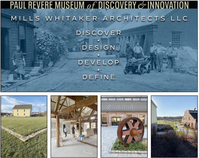 paul revere museum exterior