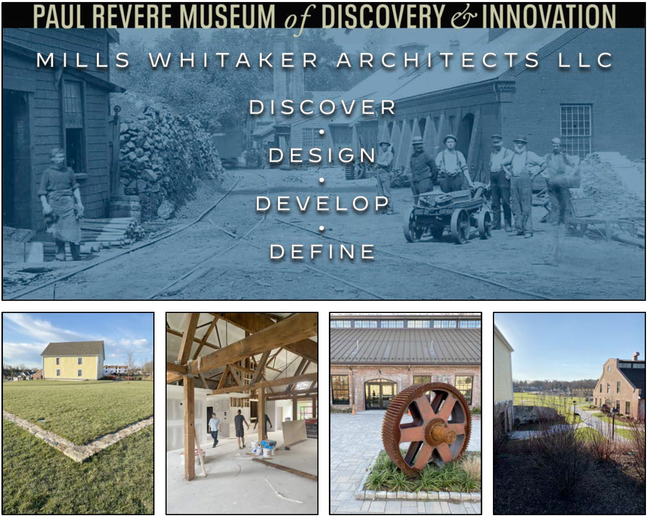 """Featured image for """"Revere & Son Heritage Museum"""""""