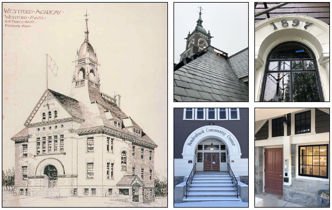 "Featured image for ""Roudenbush Community Center"""